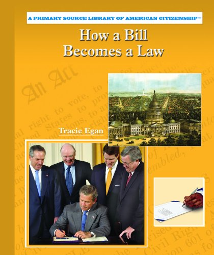 9780823944712: How a Bill Becomes a Law (Primary Source Library of American Citizenship (Hardcover))