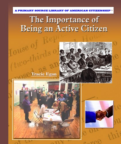 9780823944750: The Importance of Being an Active Citizen (Civics)