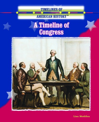 9780823945344: A Timeline of Congress (Timelines of American History)