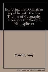 9780823946433: Exploring the Dominican Republic With the Five Themes of Geography: Prepack of 6 (The Library of the Western Hemisphere)
