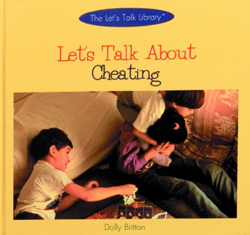 9780823950409: Let's Talk About Cheating (The Let's Talk Library)