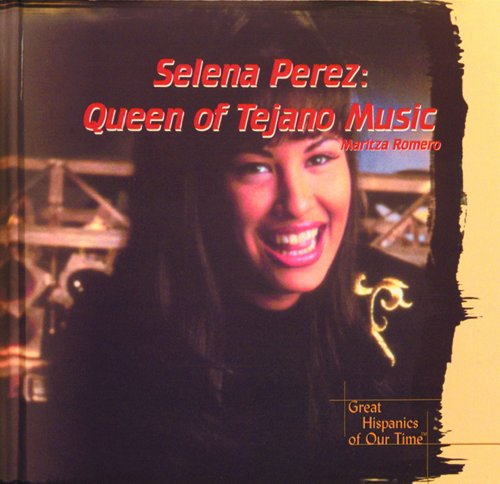 9780823950867: Selena Perez: Queen of Tejano Music (Great Hispanics of Our Time)