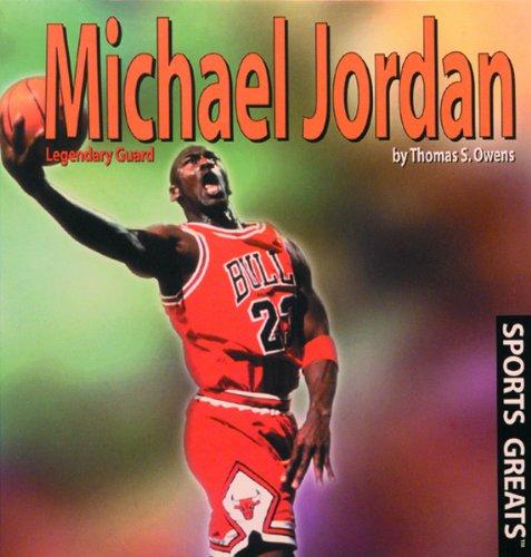 9780823950904: Michael Jordan: Legendary Guard (Sports Greats)