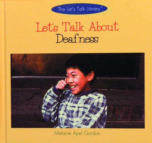 9780823951987: Let's Talk about Deafness