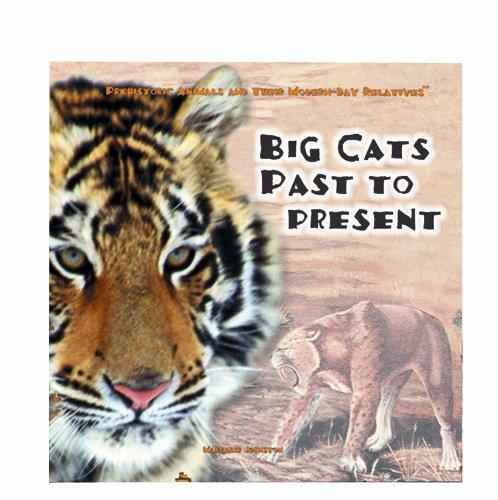9780823952038: Big Cats Past and Present