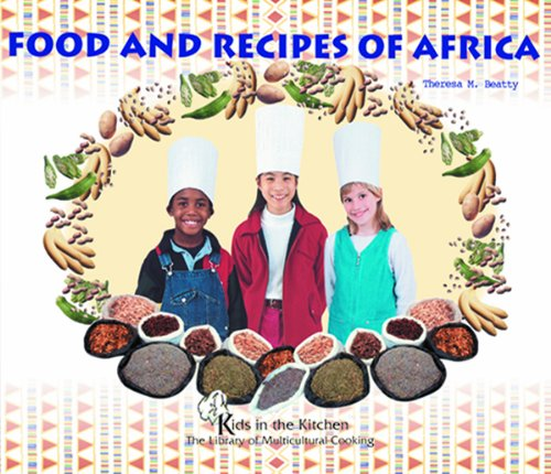 9780823952205: Food and Recipes of Africa (Kids in the Kitchen)