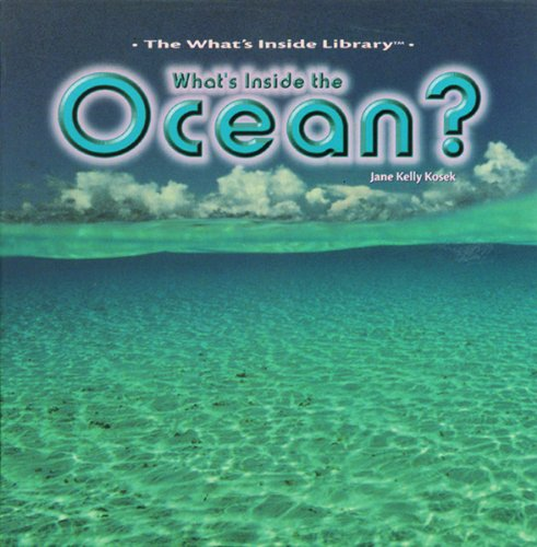 9780823952786: What's Inside the Ocean?