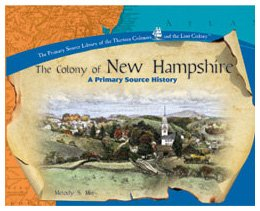 9780823954773: The Colony of New Hamsphire (The Thirteen Colonies and the Lost Colony Series)
