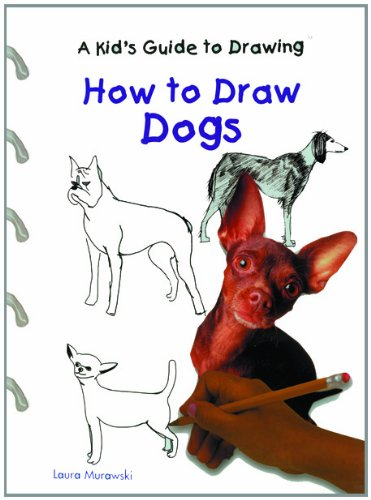 9780823955510: How to Draw Dogs (Kid's Guide to Drawing)