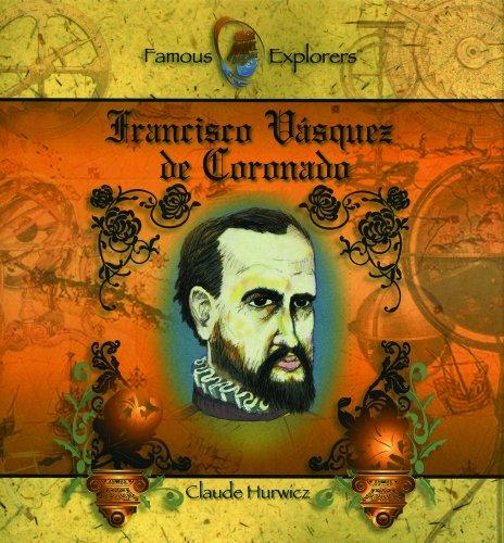 9780823955640: Francisco Vasquez De Coronado (Famous Explorers)