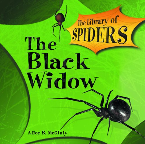 The Black Widow (Famous Explorers): McGinty, Alice B., McGinty, Alie B.