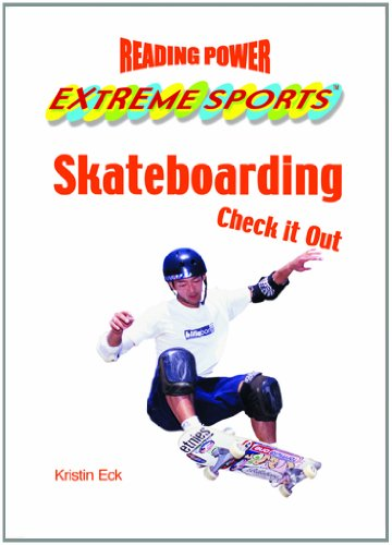 9780823956951: Skateboarding: Check It Out (Reading Power)