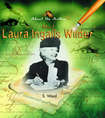 9780823957125: Meet Laura Ingalls Wilder (About the Author)