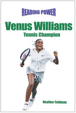9780823957170: Venus Williams: Tennis Champion (Reading Power: Superstars of Sports)