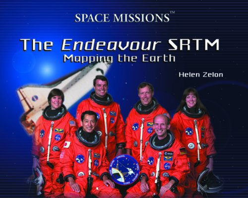 9780823957750: The Endeavor Srtm: Mapping the Earth (Space Missions)