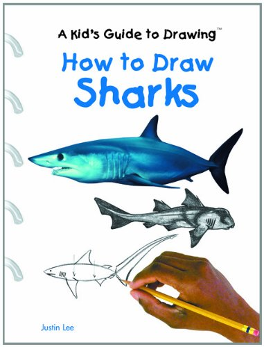 9780823957880: How to Draw Sharks (A Kid's Guide to Drawing)