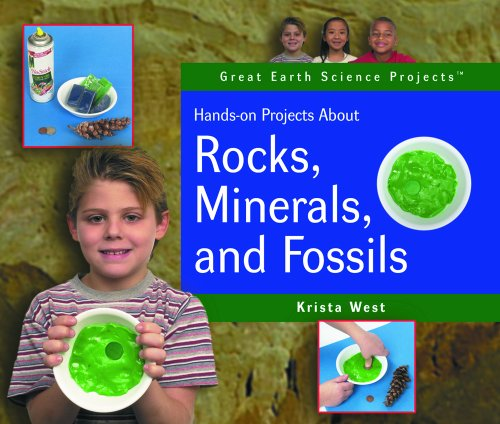 9780823958429: Hands-on Projects About Rocks, Minerals, and Fossils (Great Earth Science Projects)