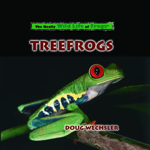 Treefrogs (Library of Food Chains and Food Webs): Wechsler, Doug