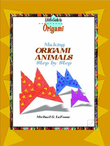9780823958771: Making Origami Animals Step by Step (Kid's Guide to Origami)