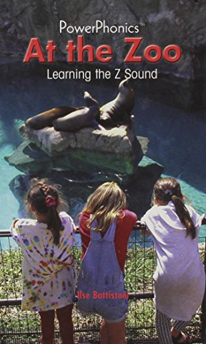At the Zoo: Learning the Z Sound