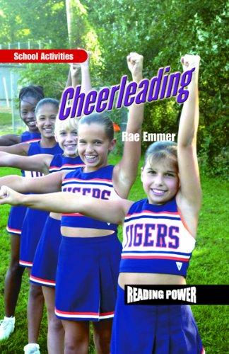 9780823959655: Cheerleading (School Activities)