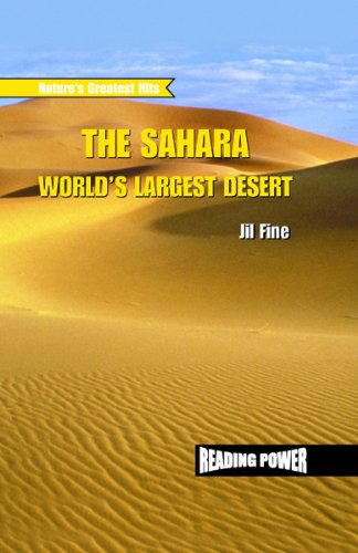 The Sahara: World's Largest Desert (Nature's Greatest Hits) (0823960137) by Fine, Jil
