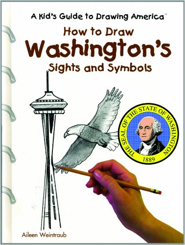 9780823961047: How to Draw Washington's Sights and Symbols (A Kid's Guide to Drawing America)