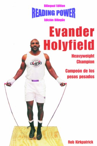 9780823961481: Evander Hollyfield Heavyweight Champion/Campeon De Los Pesos Pesados (Hot Shots / Grandes Idolos) (Spanish Edition)