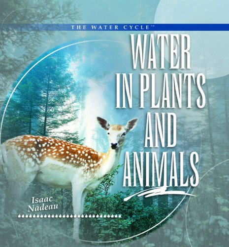 9780823962648: Water in Plants and Animals (Water Cycle)