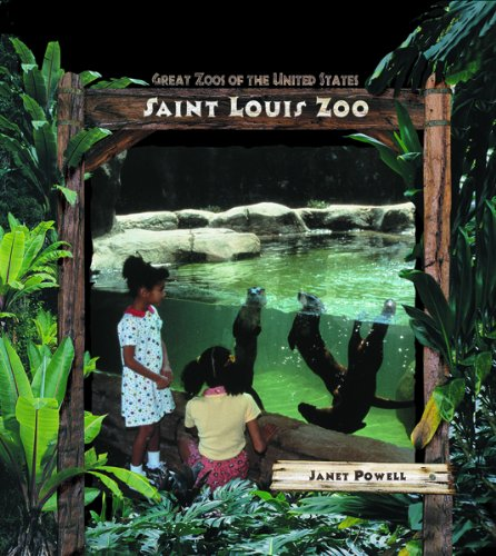 9780823963188: Saint Louis Zoo (Great Zoos of the United States)