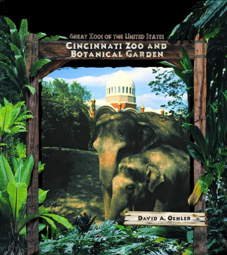 9780823963201: Cincinnati Zoo and Botanical Garden (Great Zoos of the United States)