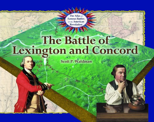 9780823963287: The Battle of Lexington and Concord