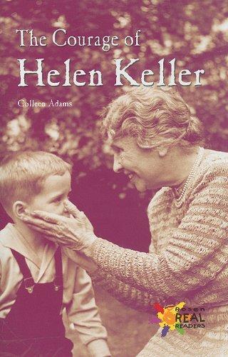 9780823963997: The Courage of Helen Keller (Rosen Real Readers: Fluency)