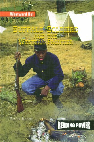 9780823964956: Buffalo Soldiers and the Western Frontier (Westward Ho!)