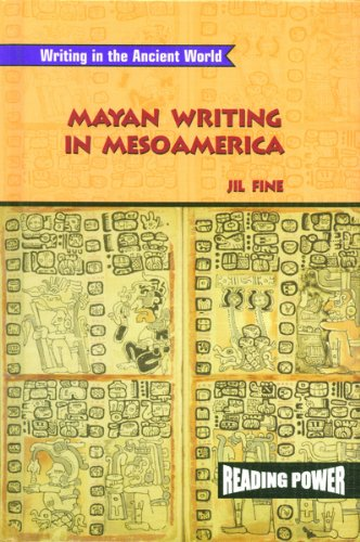 9780823965113: Mayan Writing in Mesoamerica (Reading Power Series; Writing in the Ancient World)