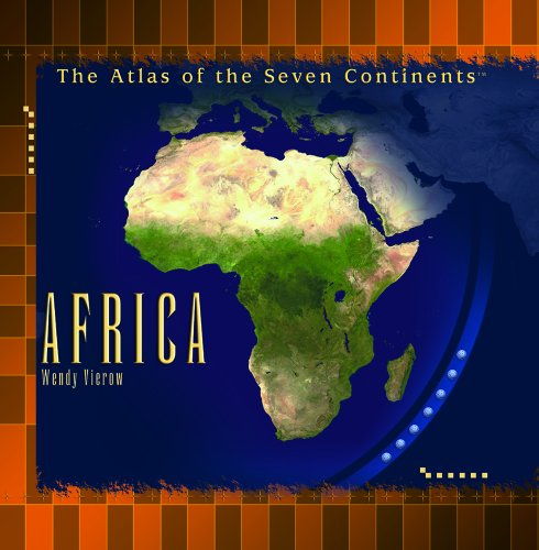 9780823966875: Africa (Atlas of the Seven Continents)
