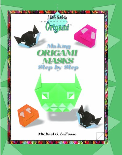 9780823967032: Making Origami Masks Step by Step (Kid's Guide to Origami)