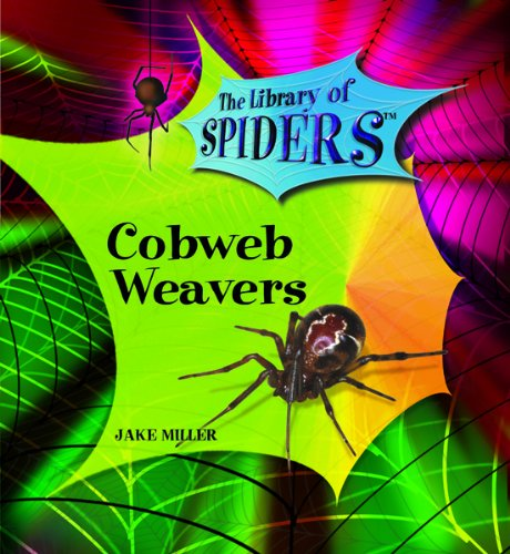9780823967087: Cobweb Weavers (Library of Spiders)