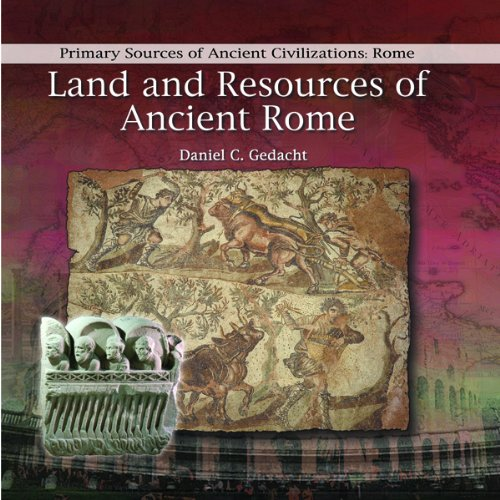 9780823967759: Land and Resources of Ancient Rome (Primary Sources of Ancient Civilizations)