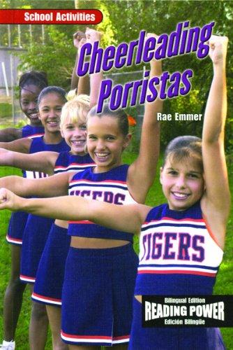9780823968992: Porristas/Cheerleading (Actividades Escolares)