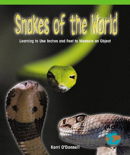 Snakes of the World (Paperback): Kerri O Donnell