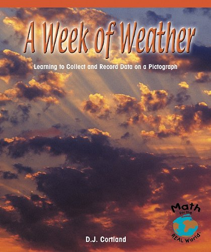 9780823974146: Week of Weather (Math for the Real World)