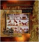 9780823974757: Land and Resources of Ancient Egypt (Primary Sources of Ancient Civilizations: Egypt, Greece, and)