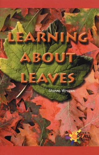 9780823981021: Learning About Leaves (Rosen Real Readers)