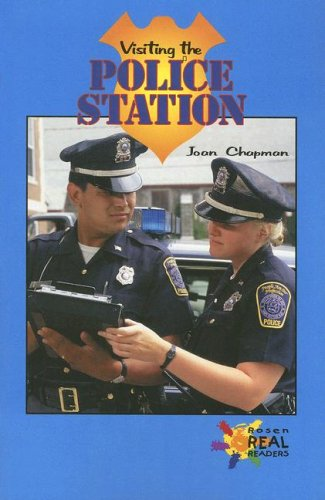 9780823981243: Visiting the Police Station (Rosen Real Readers: Upper Emergent)