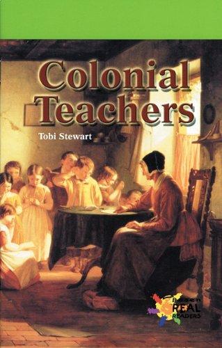 Colonial Teachers: Stewart, Tobi