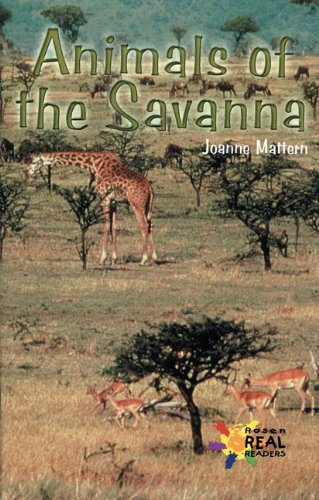 9780823982288: Animals of the Savanna