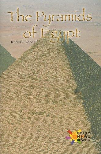 9780823982363: The Pyramids of Egypt (Rosen Real Readers: Fluency)