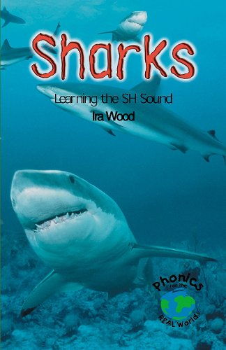 9780823982660: Sharks: Learning the SH Sound (Phonics for the Real World)