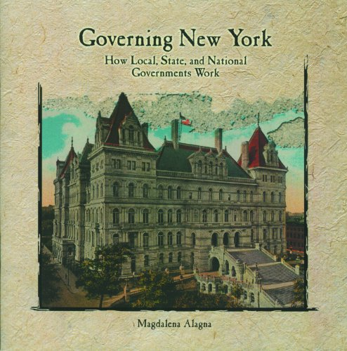 Governing New York: How Local, State, and: Alagna, Magdalena